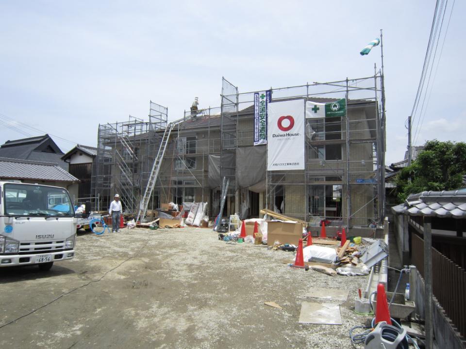 ☆長尾元町4丁目ハウスメーカー施工新築1LDK☆募集開始!!の賃貸物件-写真